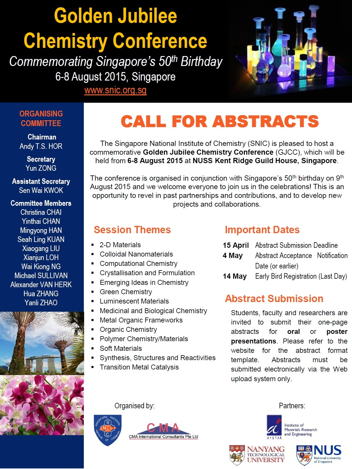 Call for Abstracts Flyer - Copy